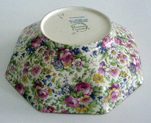 RWC Royal Winton Chintz Summertime Bowl