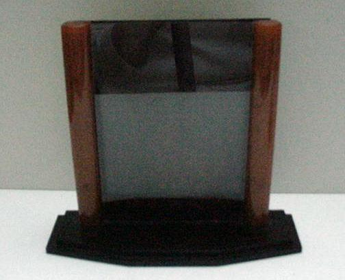 Bakelite English Deco Frame