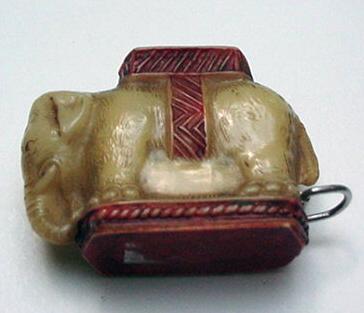 Celluloid Vintage Elephant Tape Measure