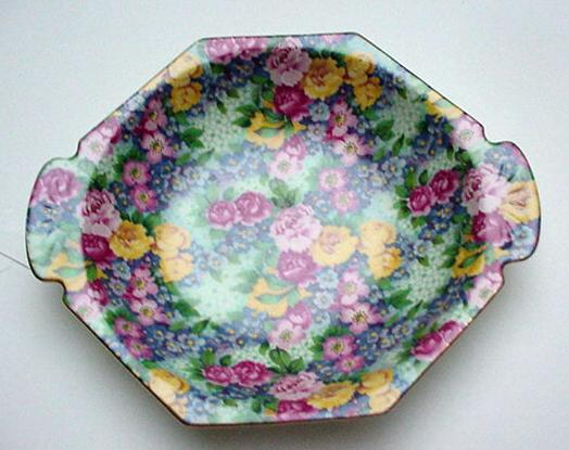 RWC Royal Winton Vintage Chintz  Julia Dish