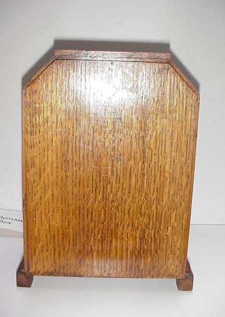VJ - Gentleman's Tobacco Cabinet