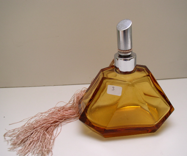 Beautiful Czechoslovakian Vintage Perfume