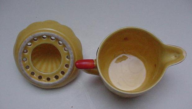 Carltonware Face Lemon Squeezer