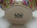 RWC: Royal Winton Chintz  Sweet Pea Kew Basket