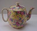 :Royal Winton Vintage Welbeck Globe Teapot