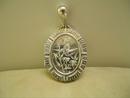 English Victorian Sterling Silver Locket