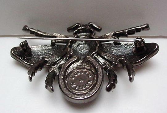Csotume: Butler and Wilson Beetle Brooch