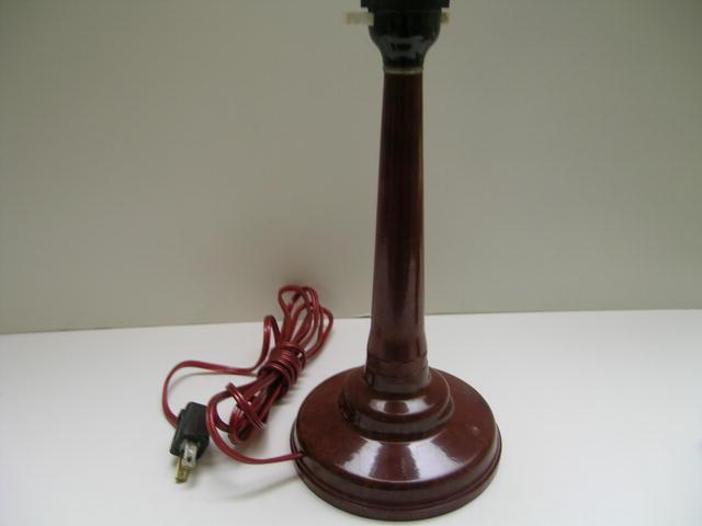 Bakelite Vintage Lamp Desk