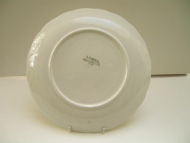 Commemmorative Plate World War I