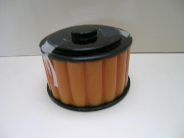 Bakelite Vintage Ribbed Butterscotch Box