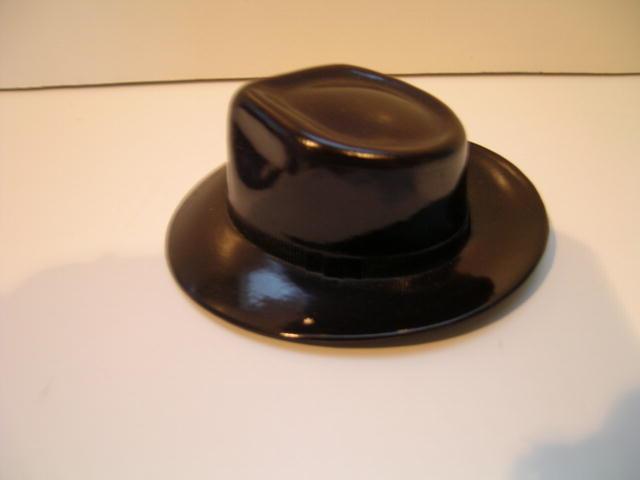 Bakelite Advertising Hat