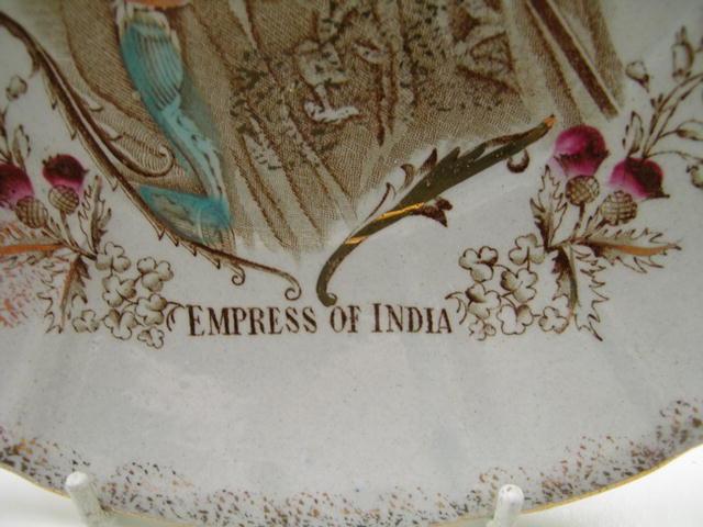 Queen Victoria Empress of India Commemorative
