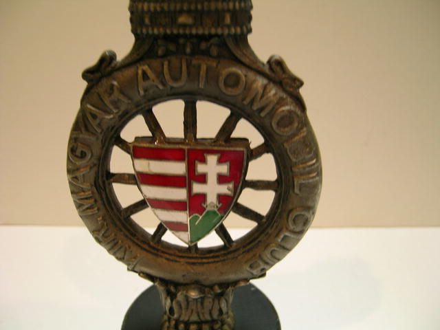 Hungarian Auot Club Display Fixture