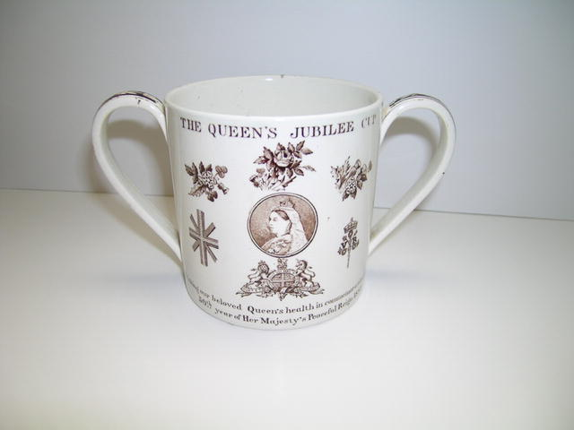 Queen Victoria's Jubilee Cup: Origin of Drinking Health