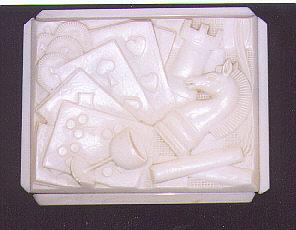 Peking Glass Box