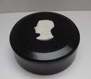 Bakelite Commemorative Black Box Edward VIII
