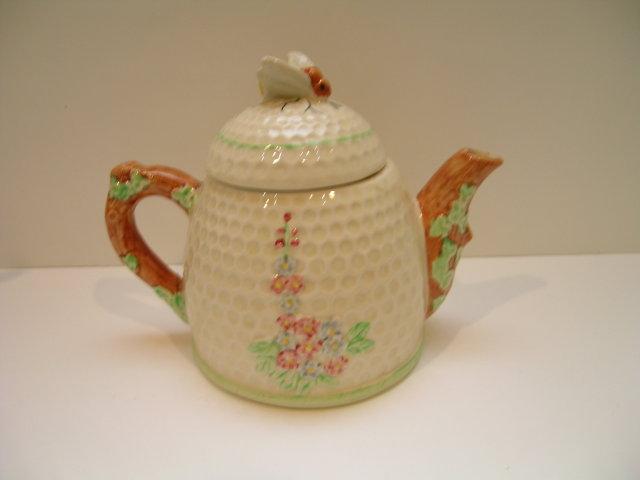 Kensington China Hunting Teapot