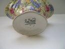 Royal Winton Vintage Chintz Crocus Large Basket