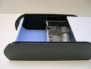 Bakelite and lucite Music Box Trinket Box