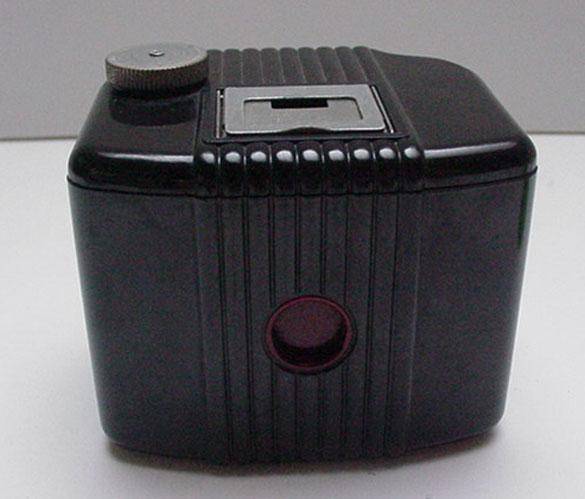 Delightful Bakelite Brownie Camera