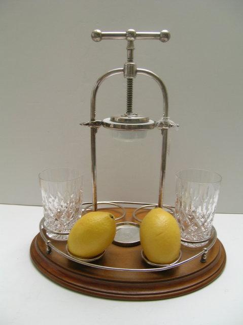 English Victorian Citron Press