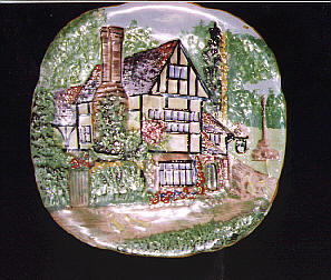 RWC - Cottageware Dish