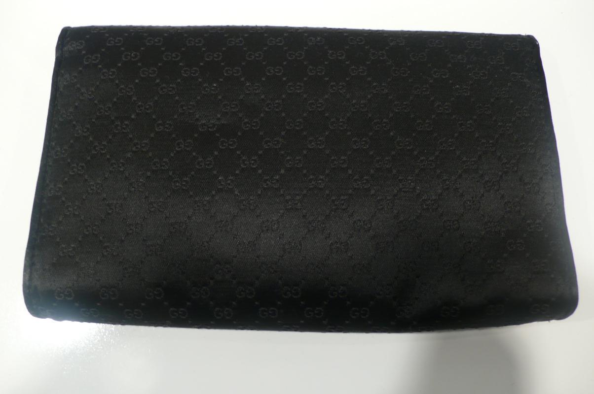 Gucci Black Evening Bag
