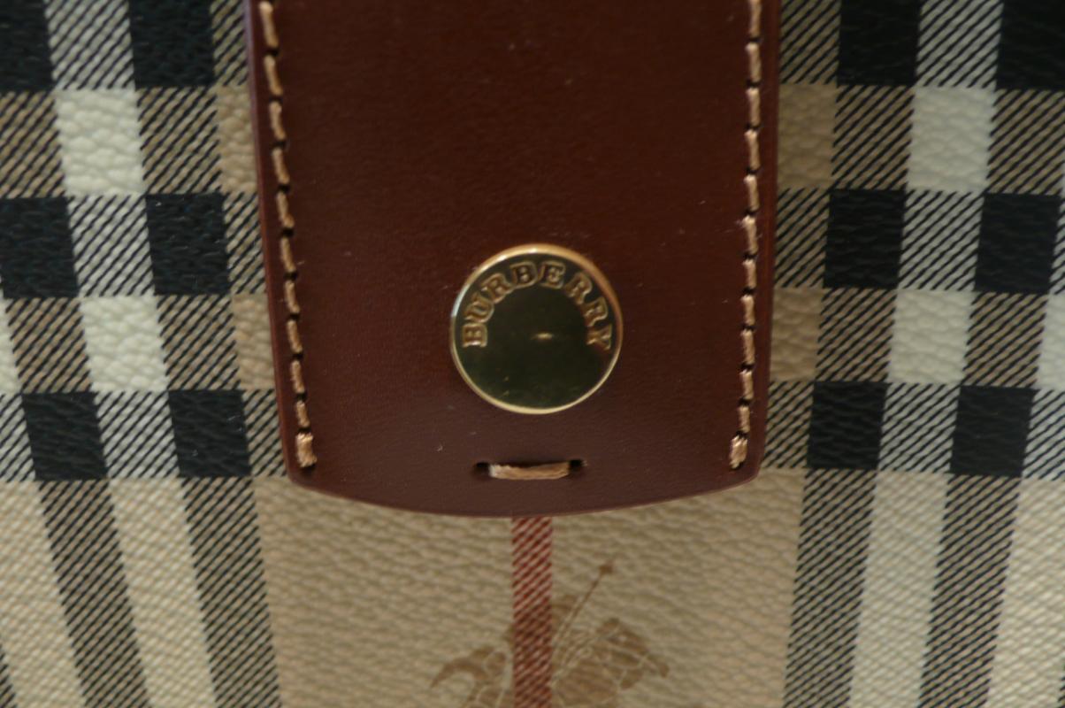 Burberry English Shoulder Bag