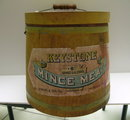 Keystone Wood Mince Meat Vat Container