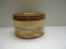 Stetson Hats Cowboy Hat Advertising Tin with