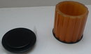 Bakelite Vintage Ribbed Molasses Box