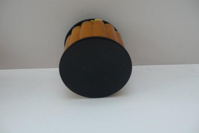 Bakelite Deco Butterscotch Box