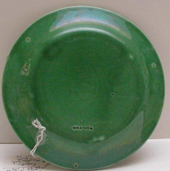 Majolica Wedgwood Leaf Plate