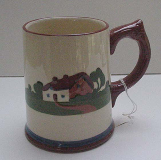 Torquay Dartmouth Beer Mug
