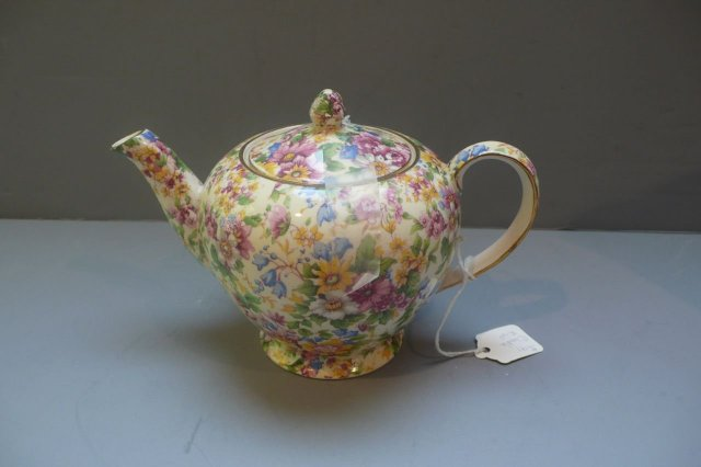 Royal Winton Vintage Cheadle Teapot