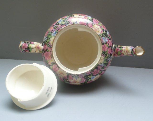 Royal Winton Vintage Florence Chintz Teapot