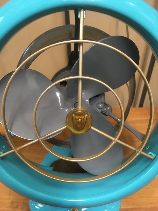 Restored Vintage VORNADO Electric Fan