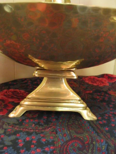 Solid Brass Centerpiece
