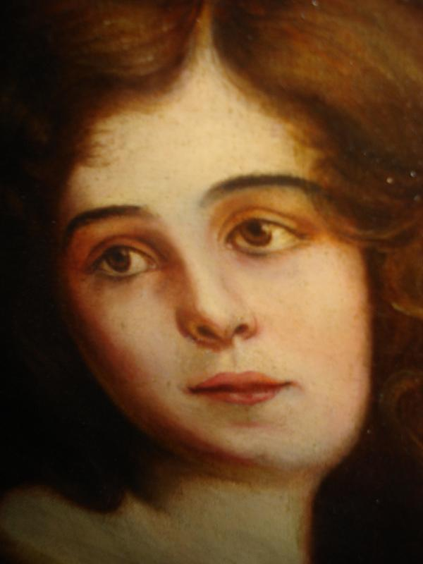 Oil On Canvas, Nineteenth Century, Unsigned,