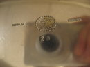 George Jensen Sterling Silver Hollowware Oval Serving Bowl Blossom Pattern # 2B Circa 1919
