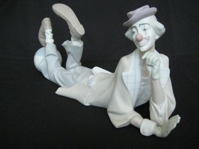 Retired Lladro Porcleain Figurine
