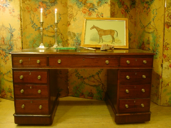 Early 19th. cent. Period English Desk
