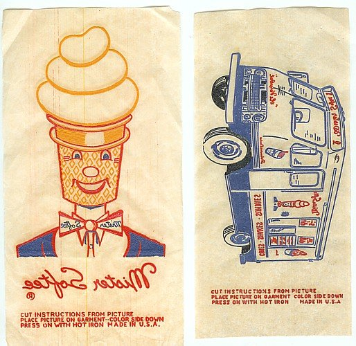 Antiques Art Vintage Search, discover and share your favorite nightmare fuel gifs. mr softee transfer toy