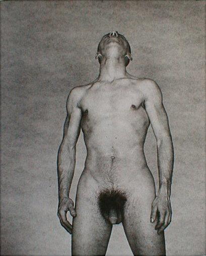 George Platt Lynes: Portrait of Ted Starkowski