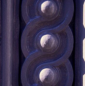 Gary Beeber: Purple Soho Shape