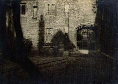 St. Benets Old Gateway vintage