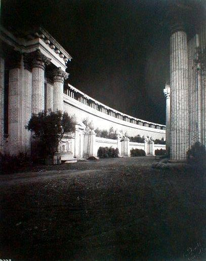 San Francisco, Palace of Fine Arts, Night, PPIE