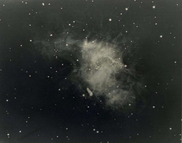 Crab Nebula in Taurus
