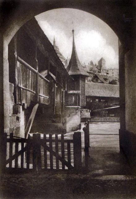 Scherrer: In Old Luzern