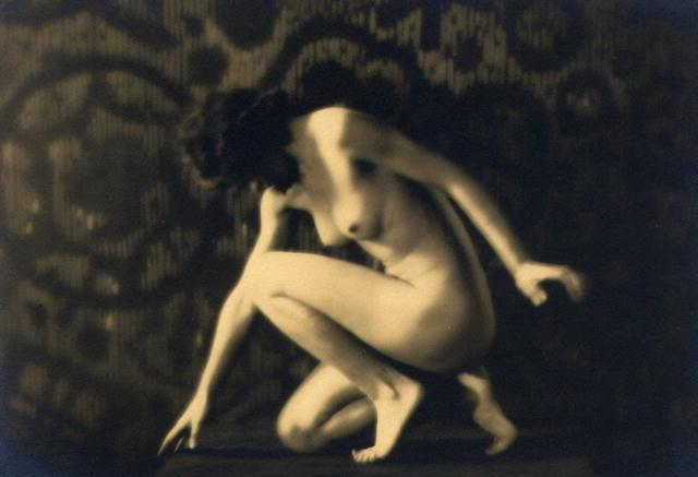 Nickolas Muray: untitled female nude (#2)